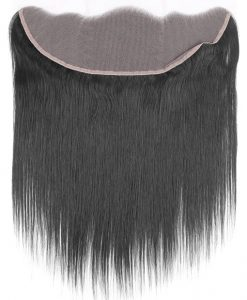 Natural Straight Lace Frontal Bottom
